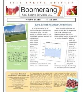 Spring 2015 Newsletter pg1